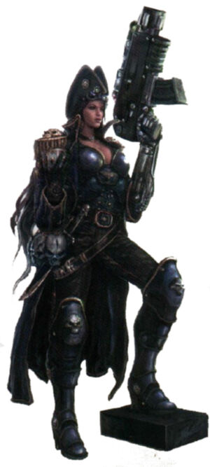 Archimilitante Rogue Trader Wikihammer