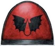 Emblema Ángeles Descarnados 5ª Edición