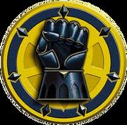 Logo Puños imperiales