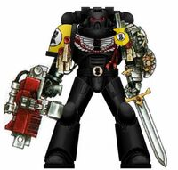 Capitán Puño Imperial de los Guardianes de la Muerte