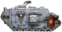 Land Raider Redentor CG 2