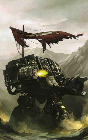 Templario dreadnought