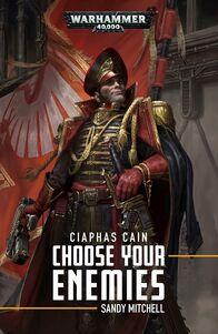 Novela Choose your Enemies