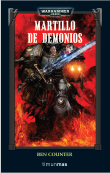 Portada Martillo de Demonios