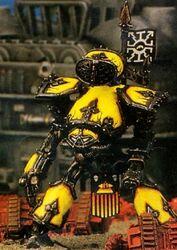 Titán Reaver del Caos Ojos de Tigre Epic