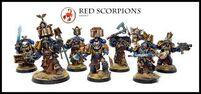 Bibliotecarios de los Escorpiones Rojos