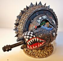 Orko rueda asesina