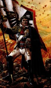 Señor Guerra Macaroth Cruzada Mundos Sabbat Wikihammer