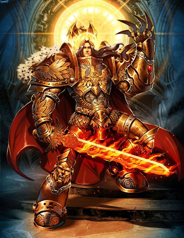 Warhammer emperor of mankind by genzoman-d4g9y0f