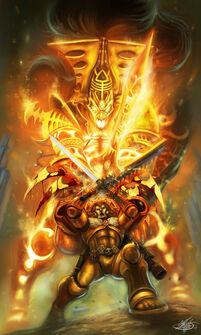 Dante Avatar Eldar warhammer 40k wikihammer