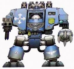 Hijos Vengadores Mark IV Dreadnought Hakael