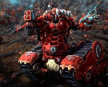 Mechanicus servidor batalla kataphron