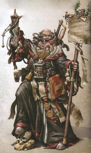 Clerigo Imperial