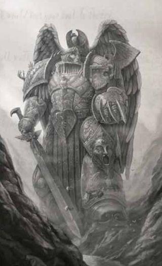 Imperio mundo santuario veneris estatua
