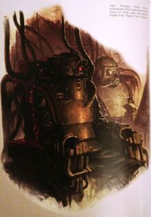 Mechanicum princeps titan