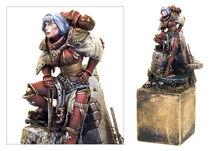 Miniatura Hermana de batalla