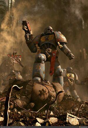 Ultramarines Warhammer