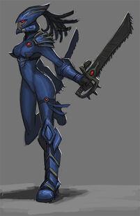 Eldar scorpion 2
