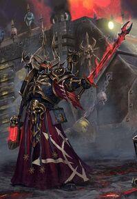 Caos hechicero caos absoluto espada demonio