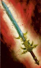 Drach'nyen espada abaddon