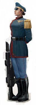 Guardia hierro mordia 2