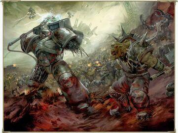 Marine de los Manos de hierro