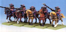 Rough riders de Attila