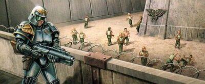 Arbites prision imperial