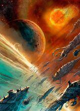 Tiranidos invasion orbital