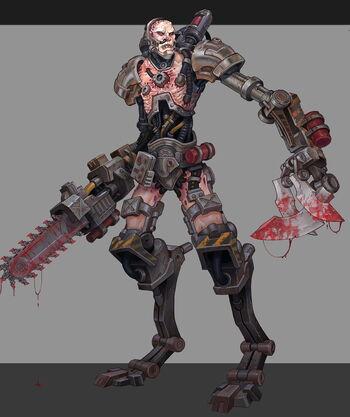 Servidor asesino Wikihammer