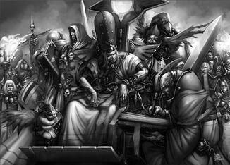 Archicardenal Adeptus Ministorum Eclesiarquía Wikihammer