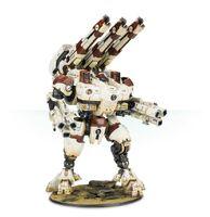 Armadura de Supremacía KX139 Ta'unar T'au Forge World miniatura