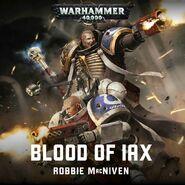 Audio Blood Of Iax