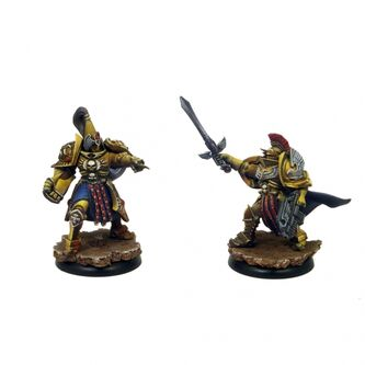 Centuriones Legio Praetoriana Kabuki Models (proxy de Custodes)