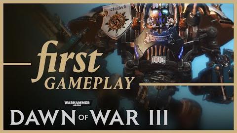 CuBaN VeRcEttI/Warhammer 40,000: Dawn of War III muestra su tráiler de jugabilidad durante la E3 2016