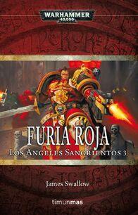 Furia Roja (Novela)