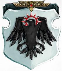 Insignia Guardia del Cuervo