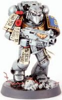 Marine Táctico Corvus Ángeles de Hierro Aly Morrison miniatura