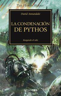 Novela la condenacion de pythos