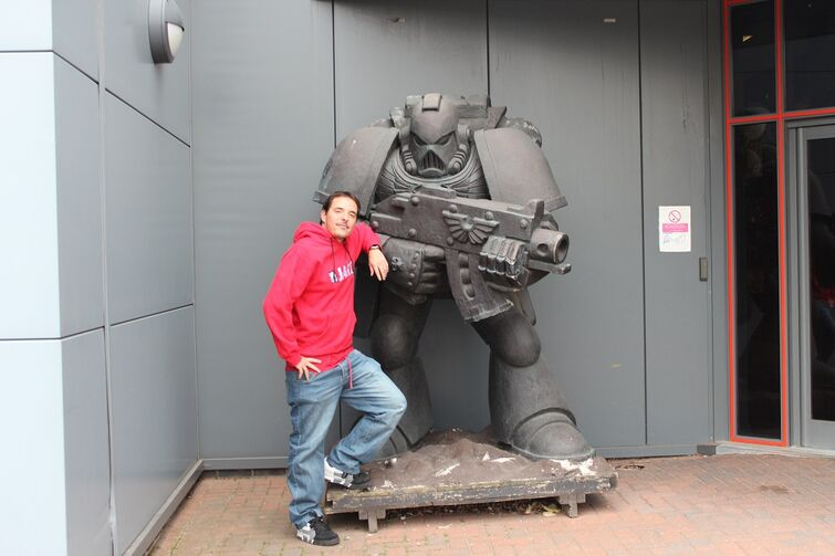 Warhammer World Nottingham Wikihammer 0
