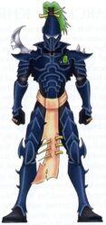 Eldar oscuro guerrero cabala lengua venenosa
