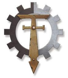 Simbolo Collegia Titanica