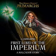 Audio First Lord of the Imperium