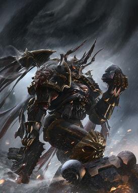 Caos legion negra wikihammer