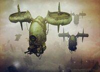 Drones Plaga 1