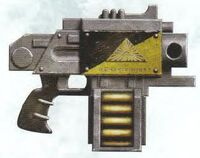 Hecaton Variant MkIIIc Storm bolter