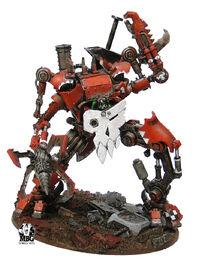 Orko servoterror zaqueado miniatura wikihammer