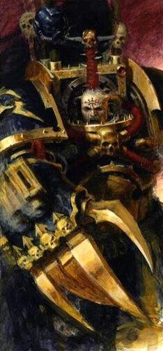 Abaddon el Saqueador 13ª Cruzada Negra