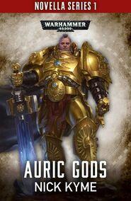 Novela Auric Gods