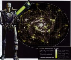 Actividad Necrona Galaxia Wikihammer